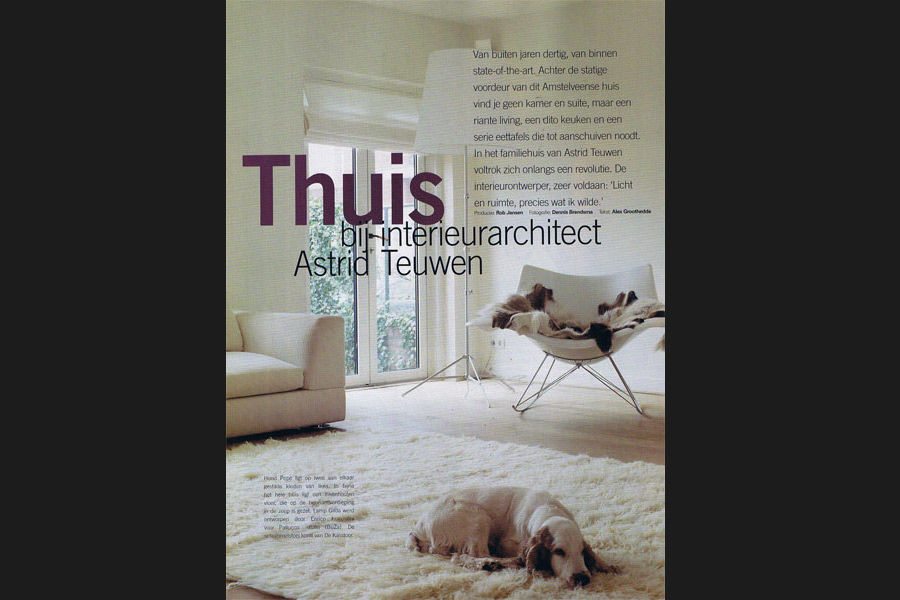Astrid Teuwen Interieurarchitect